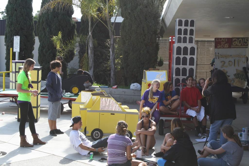 Lancer day parade floats will better reflect Lancer pride