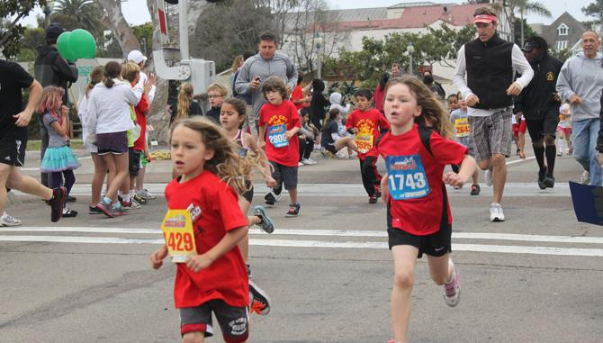 Carlsbad 5000 competitors blaze the streets