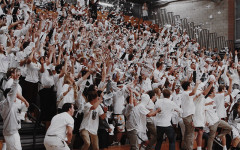 Varsity basketball whites out the competition