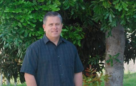 Dr. Steitz leaves CHS