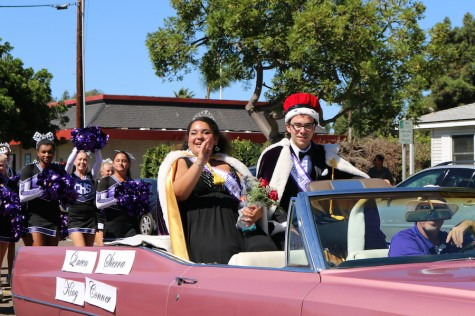 Meet the new reigning royals of CHS