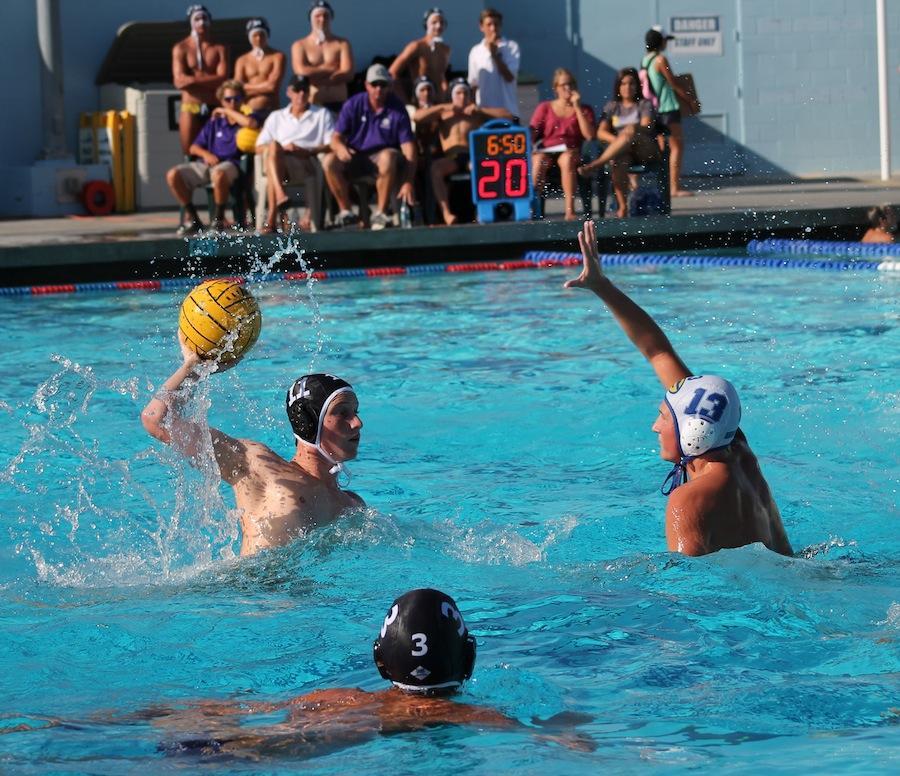 Boys water polo makes a splash into the season