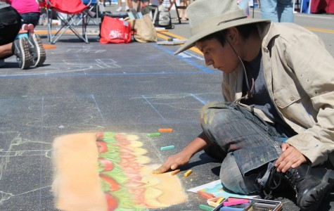 Splash into a community of art