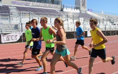 Cross country hits off the season running