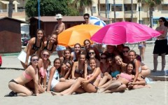 SoCal Volleyball Club Spikes it in Spain