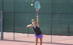 Girls tennis takes on La Costa