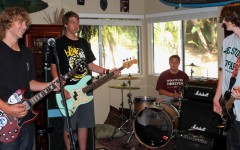 "Student band has a positive ""Outlook"" on the future"