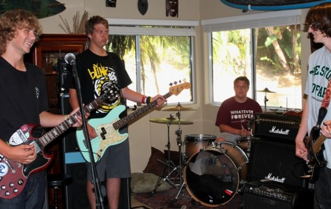 """Student band has a positive """"Outlook"""" on the future"""