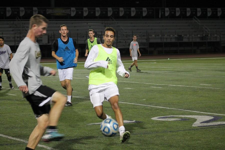 Boys varsity soccer kicks off a new season