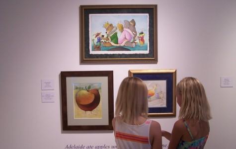 Family Art Day revives art in the community