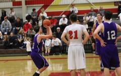 Boys basketball shoots for a successful season