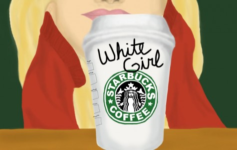 "The ""white girl"" cliche runs rampant"