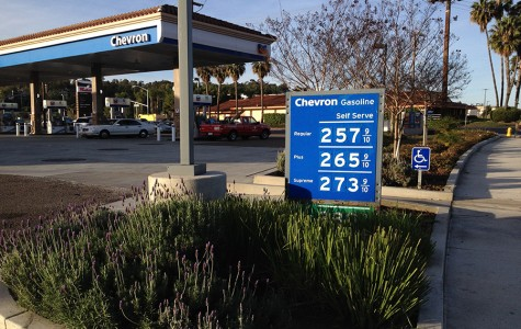 Gas prices expected to (once again) rise