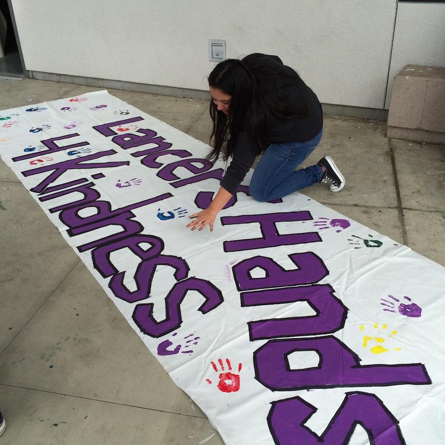 CHS takes on the Great Kindness Challenge