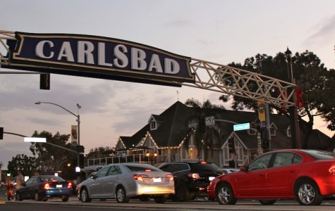 Point: The Carlsbad sign amazes
