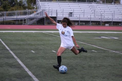 Chapman steps up to lead the varsity football team