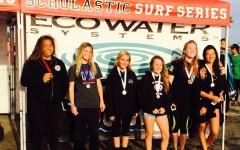 Surf Team makes waves in San Diego