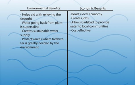 Desalination plant sends ripples across the community