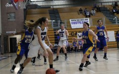 Girls Basketball dribbles past Brawley