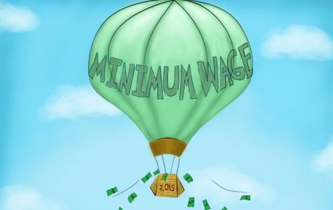 Minimum wage increase poses an optimistic future for earners