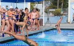 Swim team dives into their new season