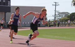 Lancers outrun LCC at home meet