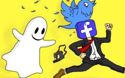 Snapchat revolutionizes social media
