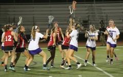 Girls lacrosse fall short in overtime