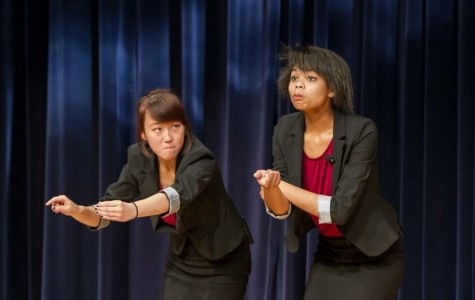 Oral Interpretation claims its spot in Speech and Debate