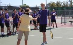 Boys varsity tennis stays devoted to CIF success