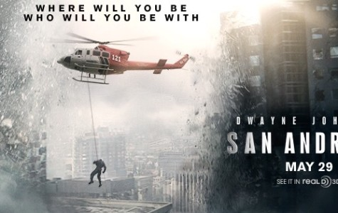 """Review: """"San Andreas"""" is a natural disaster"""