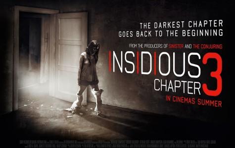 Actress Stefanie Scott talks 'Insidious: Chapter 3'