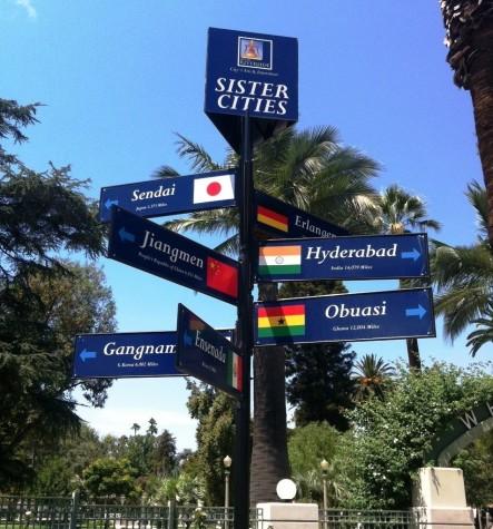 Sister Cities International swaps students