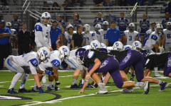 Lancers fight through adversity at Homecoming game