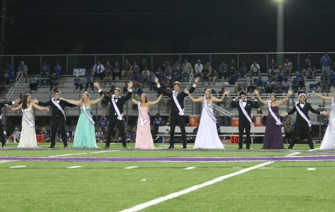 Meet the 2015 Homecoming Court