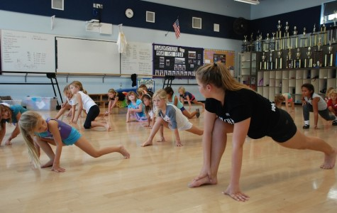 The Lancer Dancers inspire youth through kids classes