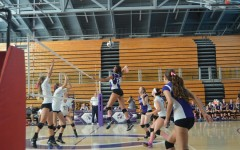 Lady lancer volleyball falls short against Torrey Pines