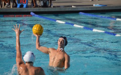 A face of Lancer waterpolo: Ryan Coval