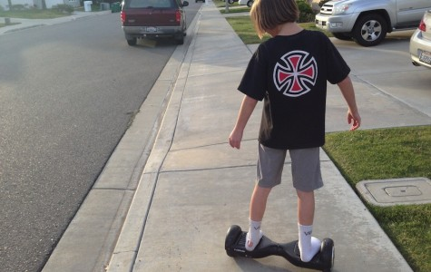 The rise of hoverboards