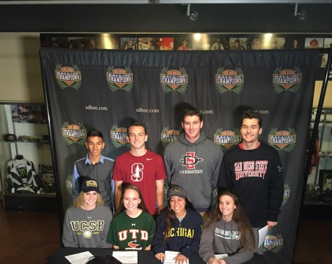 Carlsbad athletes conquer their dreams