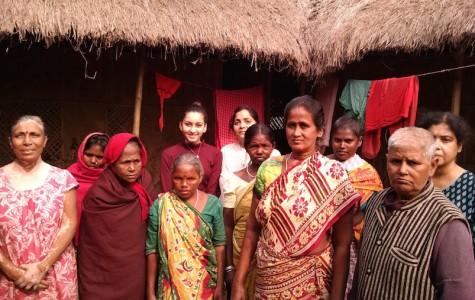 Proma Dewanjee brings hope to India