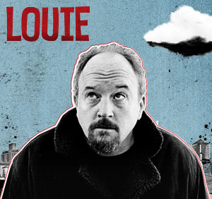 """Television review: """"Louie"""""""