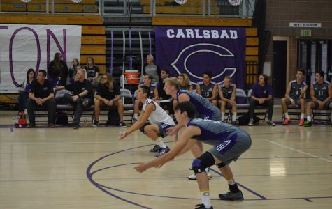 Boys Volleyball State Quarter Final