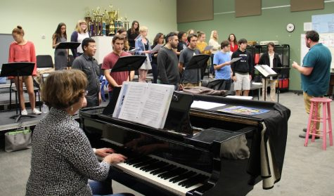 Choral auditions prove to be more than just singing
