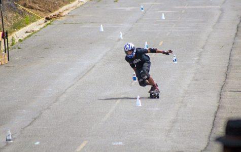 Oshean Lehrmann skates to success