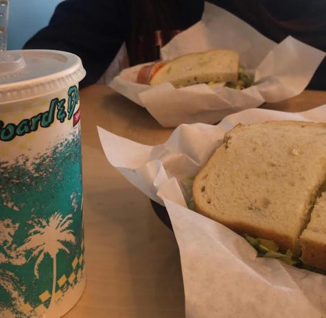 Top 10 places to go to lunch