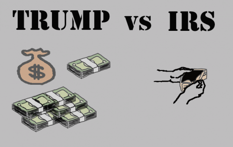 Does Trump pay his taxes?