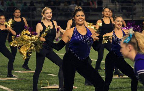 Dancing through senior year
