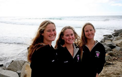 "Sisters ""swim"" onto varsity"
