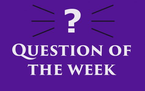 Question of the Week: Dec. 10